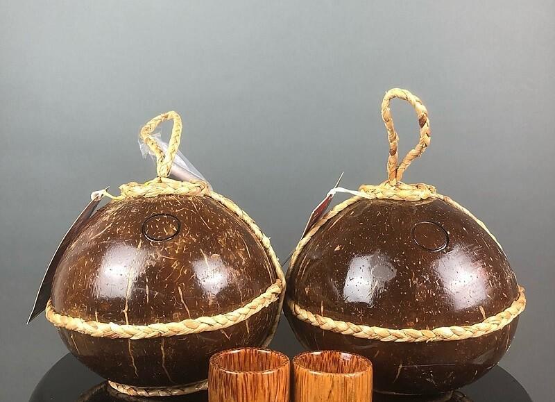 rượu dừa bao nhiêu 1 quả